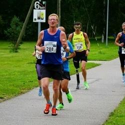 Tallinna Maraton - Reimo Krass (288), Mikhail Grushko (417), Adam Popp (719)