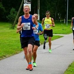 Tallinna Maraton - Reimo Krass (288), Mikhail Grushko (417), Konstantin Tukanov (479), Adam Popp (719)