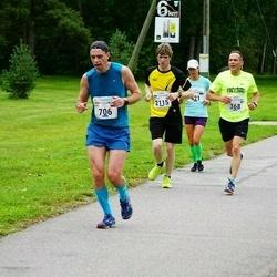 Tallinna Maraton - Juha Saario (368), Boris Rabinovich (706)
