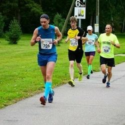 Tallinna Maraton - Juha Saario (368), Boris Rabinovich (706), Tuomas Lehto (2115)