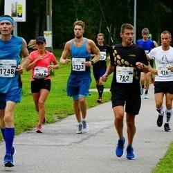 Tallinna Maraton - Tauno Steinberg (762), Arnold Viinamäe (1748), Gert Kuuskmäe (2333)