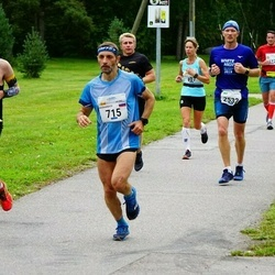 Tallinna Maraton - Alexander Khalyapin (715), Anton Veselov (2239), Stanislav Safonov (2532)