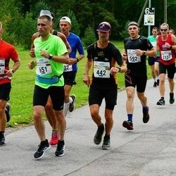 Tallinna Maraton - Kristian Andersson (442), Anatoliy Andreev (651), Sven Kassatik (802)