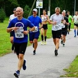 Tallinna Maraton - Ando Hermsalu (593), Harri Altroff (866)