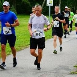 Tallinna Maraton - Ando Hermsalu (593), Erko Karo (856)