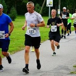 Tallinna Maraton - Kristo Leemets (567), Ando Hermsalu (593)