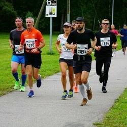 Tallinna Maraton - Grietinus Johannes Lahuis (1310), Christopher Bender (1597), Martin Palm (1896), Peeter-Marko Mikk (2095)