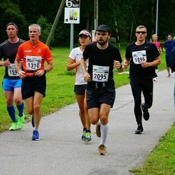 Tallinna Maraton - Grietinus Johannes Lahuis (1310), Christopher Bender (1597), Mey Ping Low (1725), Martin Palm (1896), Peeter-Marko Mikk (2095)