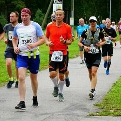 Tallinna Maraton - Caroline Underwood (937), Margus Randmäe (1096), Igor Mikhailov (2380)