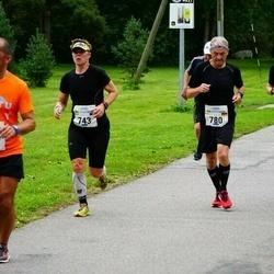 Tallinna Maraton - Kadri Possul (743), Rolf Christ (780), Carl-Hans Sammel (924)