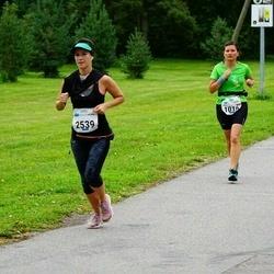 Tallinna Maraton - Anna Lipka (1016), Alice Märtin (2539)