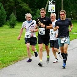 Tallinna Maraton - Aap Allmägi (803), Aleksandr Knjažetski (921), Timo Pyykkönen (993), Yrjö Kopra (1642)