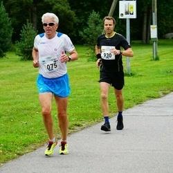 Tallinna Maraton - Tarmo Alasoo (930), Aappo Kontu (1075)
