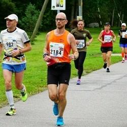 Tallinna Maraton - Meelis Kokk (982), Anna Sigrun Bjornsdottir (2129), Anders Eensalu (2147), Juris Bredikis (2184), Sarah Crombie (2208)