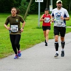 Tallinna Maraton - Anna Sigrun Bjornsdottir (2129), Anders Eensalu (2147), Sarah Crombie (2208)