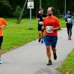 Tallinna Maraton - Caisa-Merili Mõik (1973), Ivo Miller (2439)