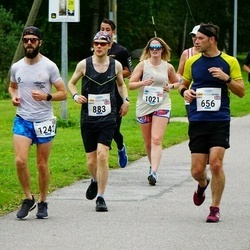 Tallinna Maraton - Chris Norris (656), James Senior (883), Anne Tjonndal (1021), Dai Davies (1242)