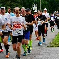 Tallinna Maraton - Adam Badowski (1570), Ainar Ojasaar (1992), Aimar Kann (2402)