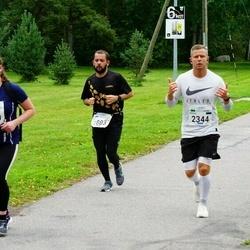 Tallinna Maraton - Amit Joshi (1803), Indrek Rist (2344), Inger Säinast (2480)