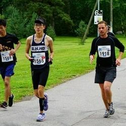Tallinna Maraton - Cheuk Long Poon (1565), Chun Yat Chan (1569), Ambrose Chun Pong Ho (1574), Teemu Laasonen (1918)