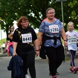 Tallinna Sügisjooks - Merike Rööpson (8445), Anneliis Vessmann (9285)