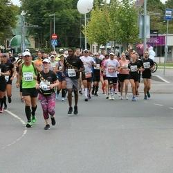 Tallinna Maraton - Riina Tammistu (1521), Ali Sharplis (2484), Toomas Põder (2553)