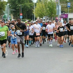 Tallinna Maraton - Bert Van Rijssen (1771), Kai Rikko (2178), Ali Sharplis (2484)