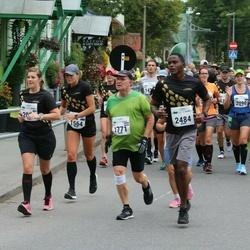 Tallinna Maraton - Bert Van Rijssen (1771), Ali Sharplis (2484)