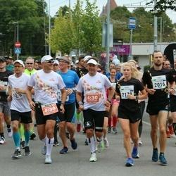 Tallinna Maraton - Alex-Kristjan Rikko (2016), Kati Kiipsaar (2090)