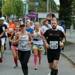 Tallinna Maraton - Rivo Arro (1129), Mari Kondio (1545)