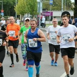 Tallinna Maraton - Martin Mäe (811), Edgar Voit (1465)