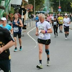 Tallinna Maraton - Eero Ruotsalainen (1316), Veijo Rönkkö (2284)