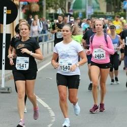 Tallinna Maraton - Helen Altküla (1540), Heleene Ilves (2463)