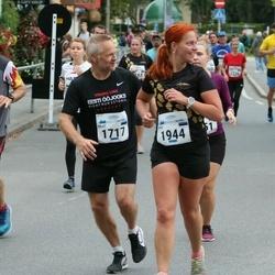 Tallinna Maraton - Klaus-Peter Ulmschneider (1600), Viljo Prantsus (1717), Viigi Kipper (1944)