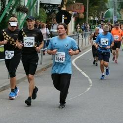 Tallinna Maraton - Robert Salep (1833), Artur Jarosz (1846), Toomas Helme (2396)