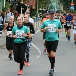 Tallinna Maraton - Pernilla Dahlin (2026), Jimmy Gustavsson (2027)