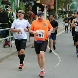 Tallinna Maraton - Petri Antikainen (1394), Pekka Holopainen (1576)