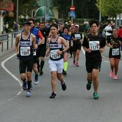 Tallinna Maraton - Chun Him Chan (1179), Cheuk Long Poon (1565), Chun Yat Chan (1569), Ambrose Chun Pong Ho (1574), Kuldar Rikma (2030)