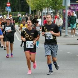 Tallinna Maraton - Marika Lampinen (1637), Kuldar Rikma (2030)