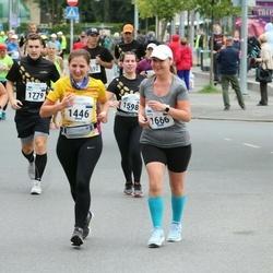 Tallinna Maraton - Juula Orav (1446), Venla Lukka (1598), Jaana Urm (1666), Meelis Kanger (1779), Külli Taro (1799)