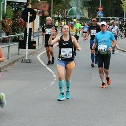 Tallinna Maraton - Toomas Kristin (1374), Reelika Lõhmus (1812)