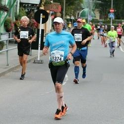 Tallinna Maraton - Toomas Kristin (1374), Esa Höglund (2306), Paul Clayton (2485)