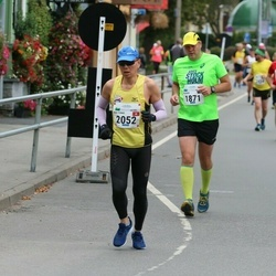Tallinna Maraton - Ragnar Toomla (1871), Wai Tong Tang (2052)