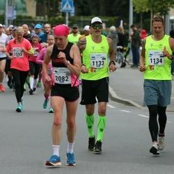 Tallinna Maraton - Rauno Mäe (1133), Riho Juurik (1134), Deryck Hutchinson (2082)
