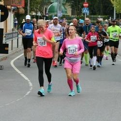 Tallinna Maraton - Lauri Mägi (1505), Anne-Maria Penttilä (1593), Milla Tuulos (1769), Emilia Lehmonen (2155), Margus Sepp (2516)