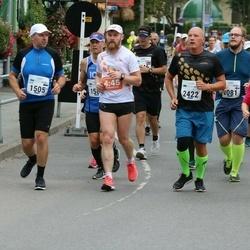 Tallinna Maraton - Jevgenia Kolk (1336), Lauri Mägi (1505), Jere Kaiku (2081), Kirill Belõi (2422)