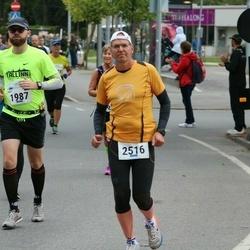 Tallinna Maraton - Mait Kadarpik (1987), Margus Sepp (2516)