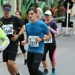 Tallinna Maraton - Davis Sirmais (1546), Martin Arusalu (2317)