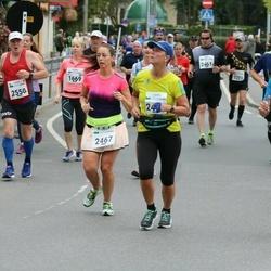 Tallinna Maraton - Walt Prescott (2427), Kinga Toth (2467), Jüri Marcinkevicz (2550)