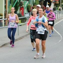 Tallinna Maraton - Szilvia Sarossi (1464), Sari Vehviläinen (1537), Carolin Valk (2167), Heikki Nurkkala (2461)